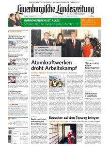 Lauenburgische Landeszeitung - 16. Januar 2018