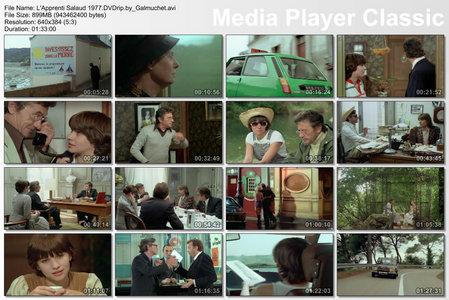 L'Apprenti Salaud (1977) [Re-UP]