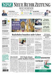 NRZ Neue Ruhr Zeitung Essen-Postausgabe - 13. Oktober 2018