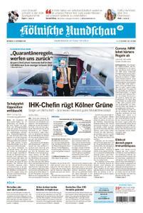 Kölnische Rundschau Wipperfürth/Lindlar – 23. September 2020