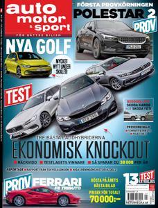 Auto Motor & Sport Sverige – 14 november 2019