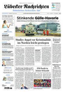 Lübecker Nachrichten Ostholstein Süd - 16. Januar 2018