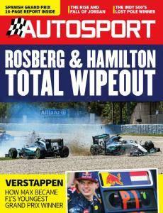 Autosport - 19 May 2016