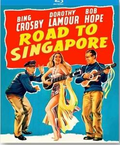 Road to Singapore (1940) + Extras
