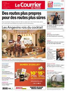 Le Courrier de l'Ouest Angers – 31 juillet 2021