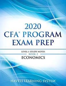 2020 CFA Program Exam Prep Level 1: 2020 CFA Level 1, Book 2: Economics