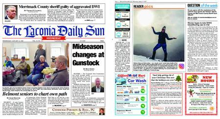 The Laconia Daily Sun – January 15, 2020
