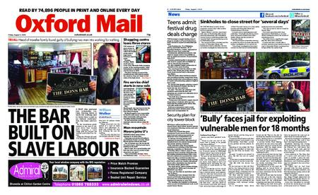 Oxford Mail – August 02, 2019