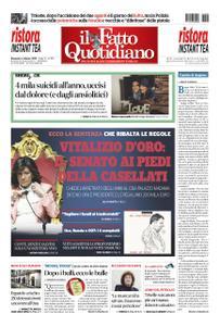 Il Fatto Quotidiano - 06 ottobre 2019