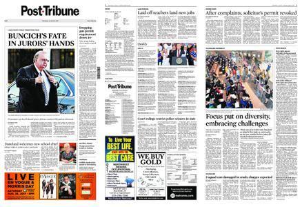 Post-Tribune – August 24, 2017