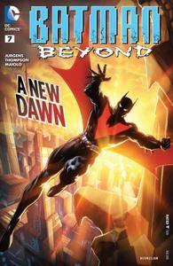 Batman Beyond 007 2016 digital