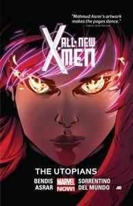 New X-Men Vol 7 - The Utopians 2015 Digital HC
