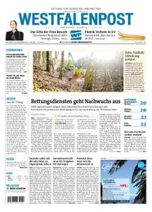 Westfalenpost Wetter - 19. Dezember 2018