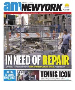 AM New York - August 27, 2019