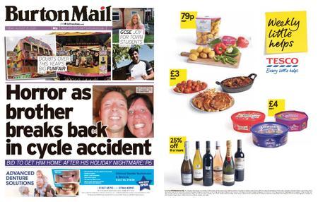 Burton Mail – August 21, 2020