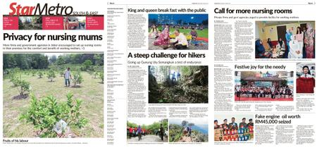 The Star Malaysia - Metro South & East – 18 May 2019