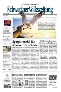 Schweriner Volkszeitung Hagenower Kreisblatt - 28. Dezember 2017