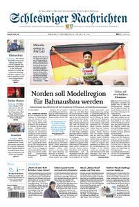 Schleswiger Nachrichten - 07. Oktober 2019