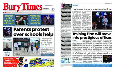 Radcliffe Times – October 07, 2021