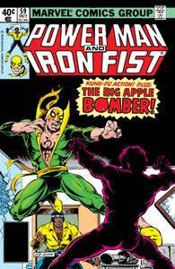 Bronze Age Baby -Power Man  Iron Fist 059 1979 Digital