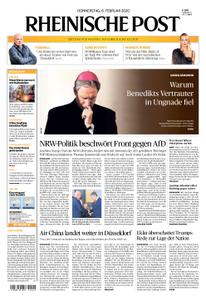 Rheinische Post – 06. Februar 2020