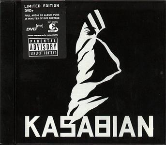 Kasabian - Kasabian (2004) CD + DVD Editon [Re-Up]