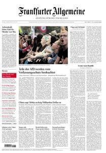 Frankfurter Allgemeine Zeitung F.A.Z. - 04. September 2018