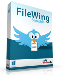 Abelssoft FileWing Shredder Pro 5.11 Multilingual
