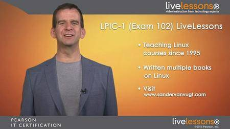 LiveLessons - LPIC-1 (Exam 101 and 102)