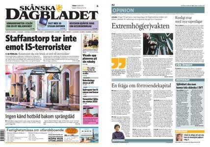 Skånska Dagbladet – 19 mars 2019