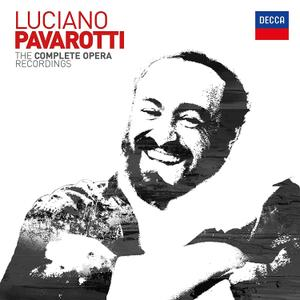 Luciano Pavarotti - The Complete Operas (101CD Box Sets, 2017) Part 1