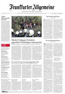 Frankfurter Allgemeine Zeitung - 3 März 2020
