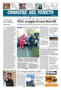 Corriere del Veneto Vicenza e Bassano - 17 Ottobre 2017