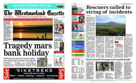 The Westmorland Gazette – August 29, 2019