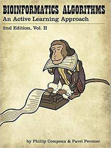 Bioinformatics Algorithms: an Active Learning Approach, Vol. 1 (2nd edition)