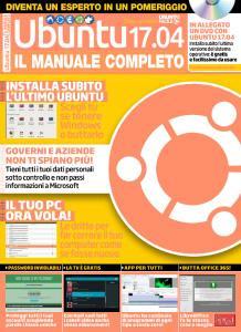 Ubuntu Facile Manuale N.3 - Ubuntu 17.04 Il Manuale Completo - Giugno-Luglio 2017