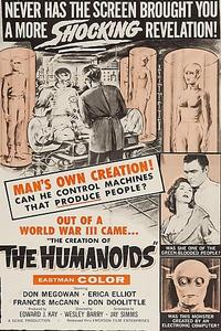 The Creation of the Humanoids (1962)