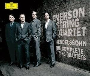 Mendelssohn – Complete String Quartets