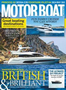 Motor Boat & Yachting - August 2017