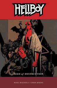 Hellboy v01 - Seed of Destruction 2003 3rd edition digital