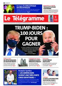 Le Télégramme Brest Abers Iroise – 26 juillet 2020