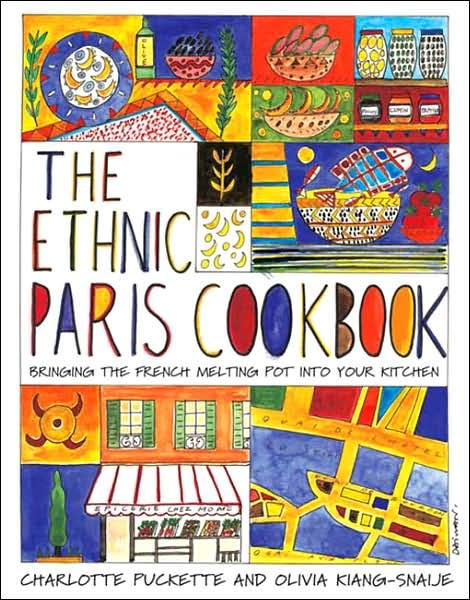 The Ethnic Paris Cookbook