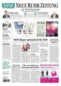 NRZ Neue Ruhr Zeitung Essen-Postausgabe - 30. Dezember 2017
