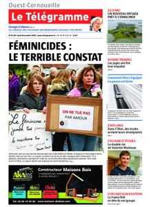 Le Télégramme Ouest Cornouaille – 18 novembre 2019