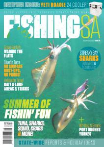 Fishing SA - December 2020 - January 2021