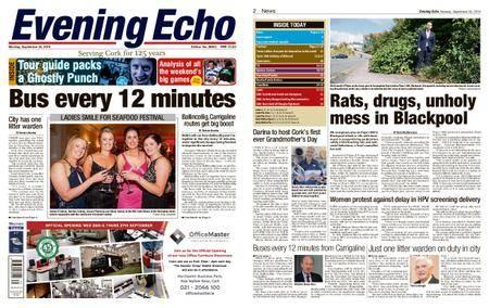 Evening Echo – September 24, 2018