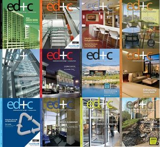 Environmental Design + Construction Magazine 2009 (All Issues)