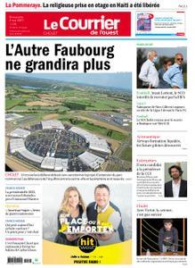 Le Courrier de l'Ouest Cholet – 02 mai 2021