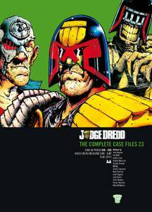 Judge Dredd - The Complete Case Files 023 Digital juvecube