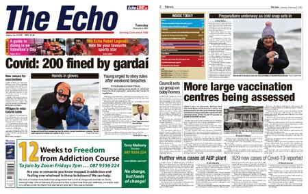 Evening Echo – February 09, 2021